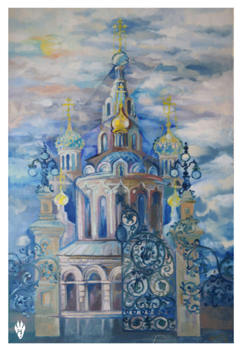 "Church of the Savior on Blood. ""The Air of Petersburg"" Ekaterina Frolova"